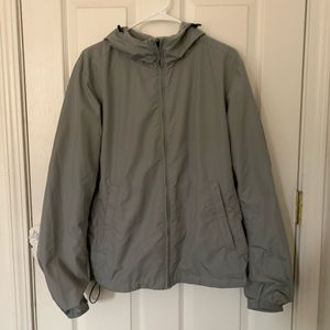 UNIQLO Reversible Unisex Grey Jacket